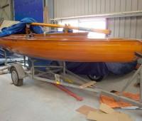 Occasion: Zeilboot 16m2 met meetbrief