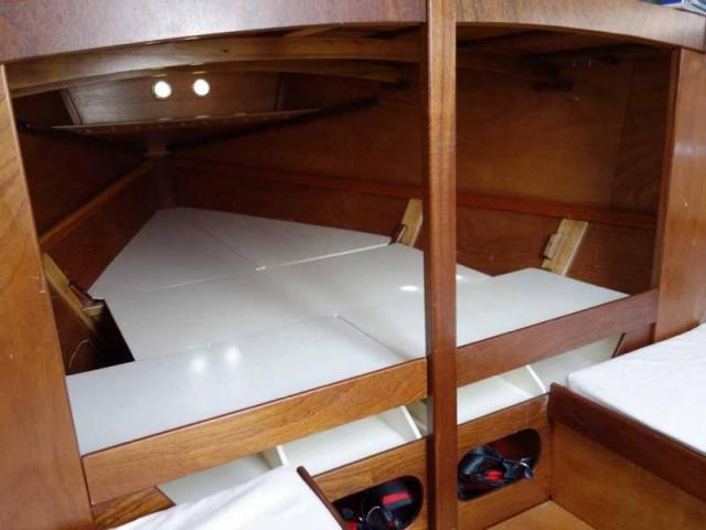 waarschip 21 interieur
