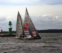 One Wave Ahead in IJspegel Race