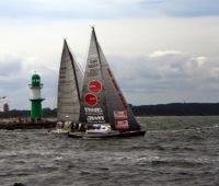 One Wave Ahead in IJspegel Race