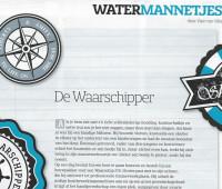 """Pam van Vliet over """"de Waarschipper"""""""