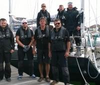 One Wave Ahead - een Waarschip 1220 - neemt deel aan de Rolex Fastned Race