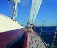 Het nieuwe Waarschip 30 LD; voor toerzeilers