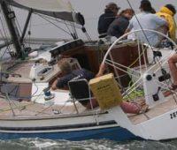 Waarschip 1076 casco