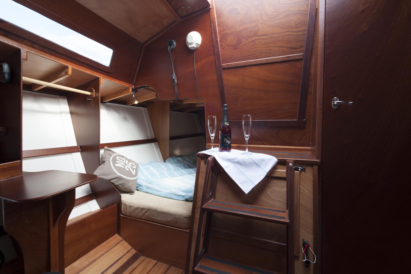 Waarschip 30 CR interior
